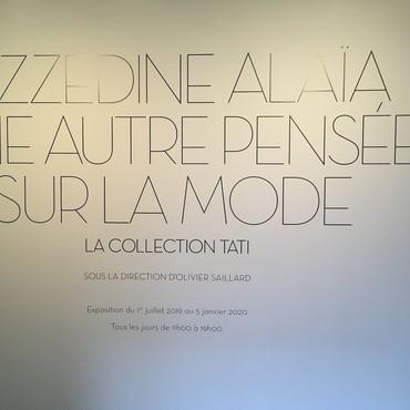 Atelier de couture Céline - Cancale - Mes visites de musées