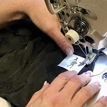 Atelier de couture Céline - Cancale - création Célicime - la surfeuse 504