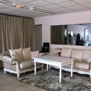 Atelier de couture Céline - Cancale - création Célicime - l' accueil